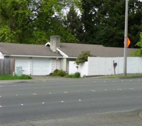 Bellevue office development property by Seattle Commercial Real Estate LLC
