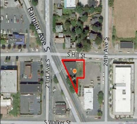 Rainier Avenue Development property by Seattle Commercial Real Estate LLC