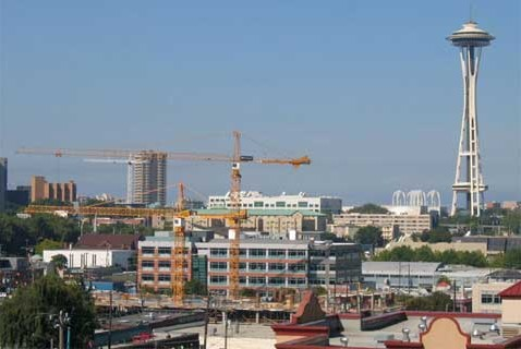 Multi-family construction projects in Seattle