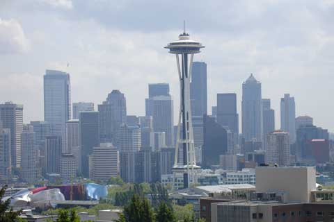 Downtown Seattle is now #10 most dense in the U.S.