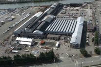 Industrial property close to downtown Seattle