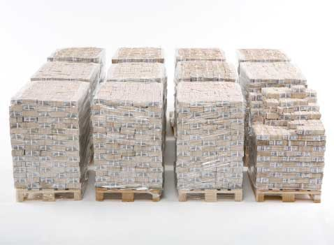 What One Billion Dollars looks like.